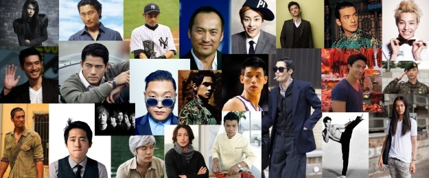 asian-men-collage
